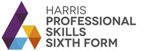 Harris Proffesional Skills Sixth Form Logo